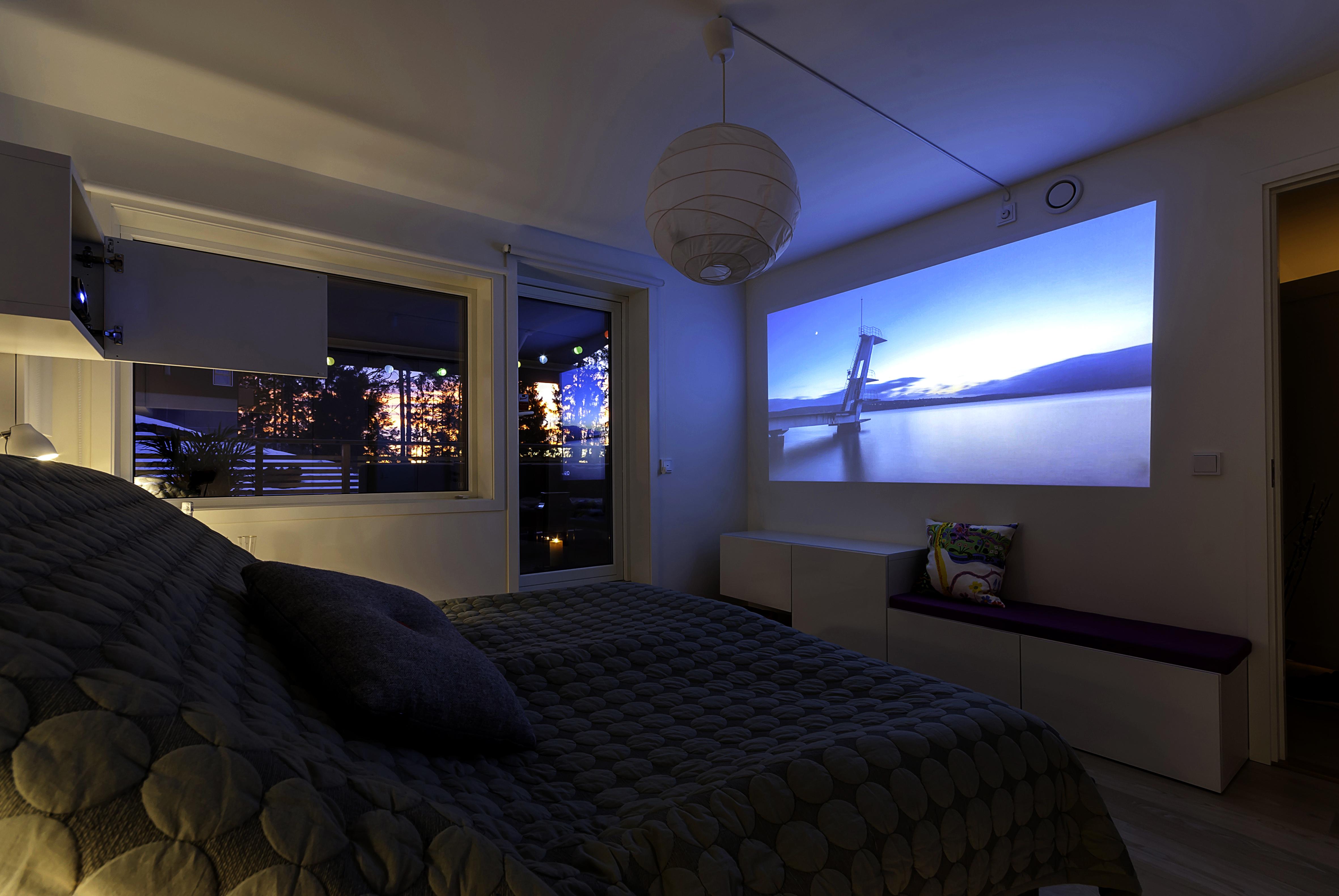 Hide your home cinema | Huskverna