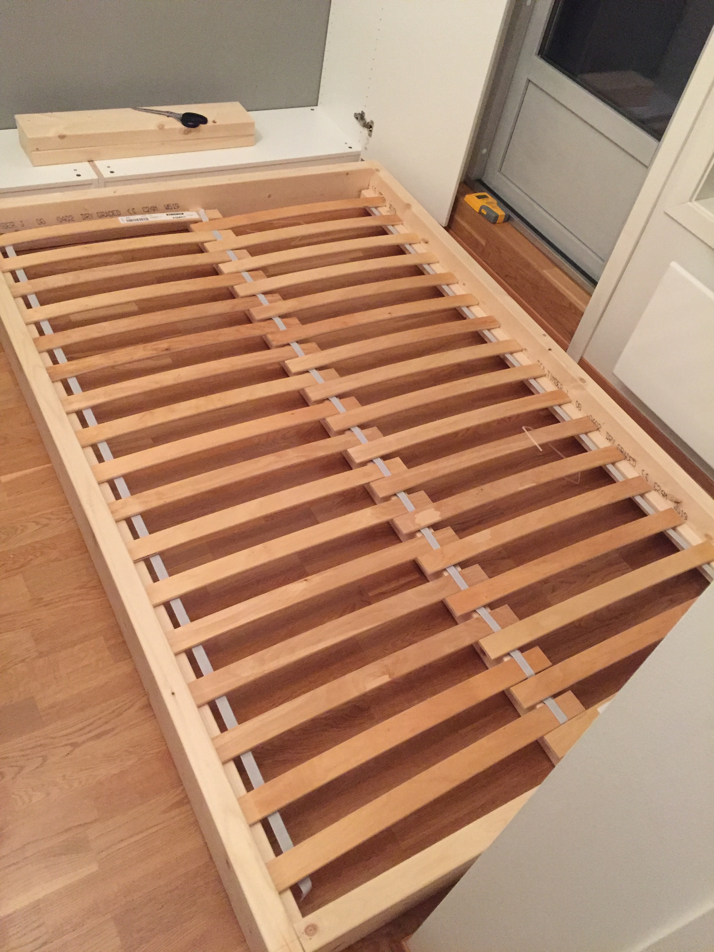 Ikea Hack Platform Bed Diy Ikea Hack Get The Max Out Of Pax Murphy Bed Huskverna
